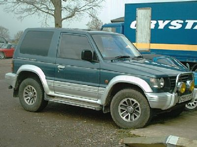 Pajero, Delica & Shogun parts